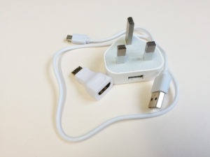 Adapters for Power and Video